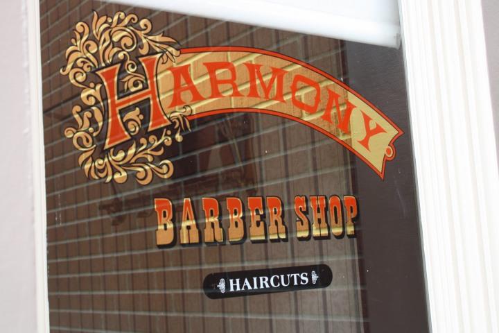 harmonybarbershopsign