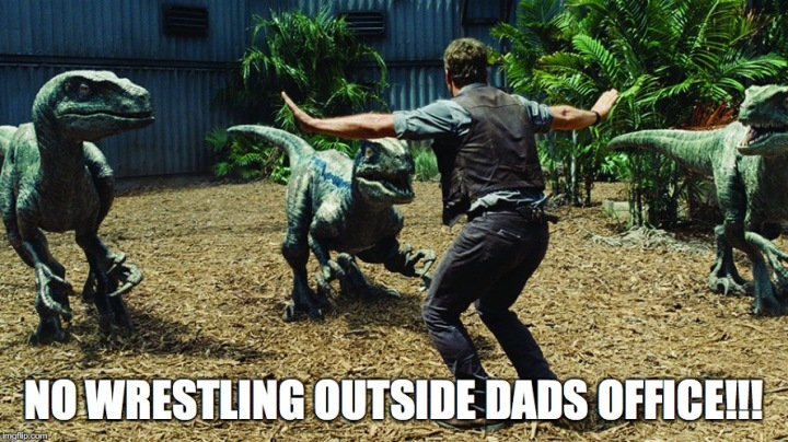 jurassic world meme